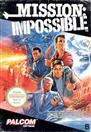 NINTENDO NES GAME MISSION IMPOSSIBLE
